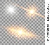 vector illustration of abstract ... | Shutterstock .eps vector #1361301530