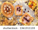 mazurek traditional polish... | Shutterstock . vector #1361311133