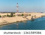 ismailia  egypt   november 5 ... | Shutterstock . vector #1361589386