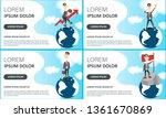 vector illustration of best... | Shutterstock .eps vector #1361670869