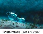 Plastic Bottle In The Bottom O...