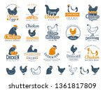Chicken Badges. Fresh Farm Foo...