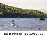 Unesco  Lake Windermere At...