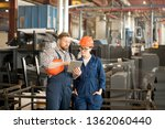 young confident technician in... | Shutterstock . vector #1362060440