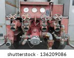 Fire Truck Water Taps And Gauges