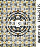 unusual arabic badge background.... | Shutterstock .eps vector #1362105530