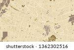 design art vintage map city  | Shutterstock .eps vector #1362302516