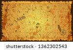 design art vintage map city... | Shutterstock .eps vector #1362302543