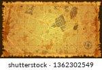 design art vintage map city  | Shutterstock .eps vector #1362302549