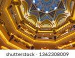 abu dhabi  united arab emirates ...   Shutterstock . vector #1362308009