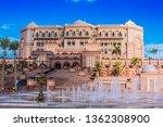 abu dhabi  united arab emirates ...   Shutterstock . vector #1362308900