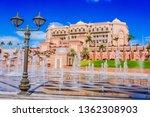 abu dhabi  united arab emirates ...   Shutterstock . vector #1362308903