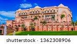 abu dhabi  united arab emirates ...   Shutterstock . vector #1362308906