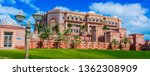 abu dhabi  united arab emirates ...   Shutterstock . vector #1362308909