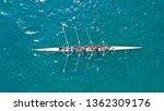 aerial drone bird's eye view...   Shutterstock . vector #1362309176