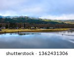 calm day at beautiful columbia... | Shutterstock . vector #1362431306