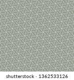 vector illustration of seamless ... | Shutterstock .eps vector #1362533126