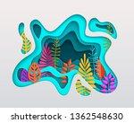 spring summer autumn... | Shutterstock .eps vector #1362548630