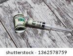 Injection Syringe Dollar...