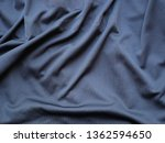 black silk cloth texture... | Shutterstock . vector #1362594650