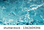 close up of flowing water   Shutterstock . vector #1362604346