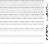 smooth zigzag wavy geometric... | Shutterstock .eps vector #1362610970