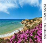 Summer Blossoming Atlantic...