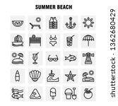 beach line icon pack for...