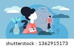 personal identity vector...   Shutterstock .eps vector #1362915173