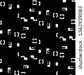 halftone monochrome texture...   Shutterstock .eps vector #1362939083