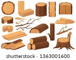Wood Industry Raw Materials....