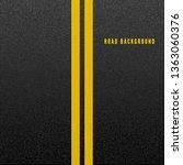 structure of granular asphalt.... | Shutterstock .eps vector #1363060376