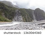 an image of the riverbed of the ... | Shutterstock . vector #1363064360