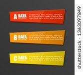 vector graphic business...   Shutterstock .eps vector #1363097849