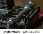 bike pedal close up macro... | Shutterstock . vector #1363180340