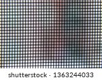 screen door close up macro... | Shutterstock . vector #1363244033