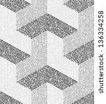 White  Gray Modern Geometric...