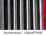 illustrated concrete wall as... | Shutterstock . vector #1363457900