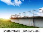 modern urban wastewater...   Shutterstock . vector #1363697603