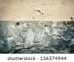 Grunge Colorful Plaster Wall...