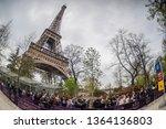 France  Paris  April 2018 ...