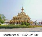 thong temple  wat tha sung  ... | Shutterstock . vector #1364324639