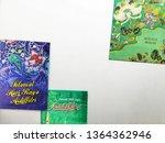 bentong  malaysia april 9 2019  ... | Shutterstock . vector #1364362946