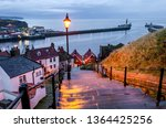 A View Of The Famous Whitby...