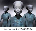 Постер, плакат: aliens