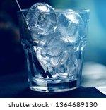 photo background beautiful blue ... | Shutterstock . vector #1364689130