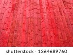 bright red photo background... | Shutterstock . vector #1364689760