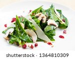 close up of a healthy spinach ...   Shutterstock . vector #1364810309