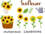 The Collection Of Sunflower...