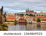Prague  Bohemia  Czech Republic....